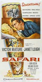 Safari - 20 x 40 Movie Poster - Style A