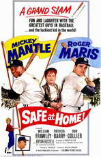 Safe At Home - 11 x 17 Movie Poster - Style A