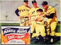 Safe At Home - 11 x 14 Movie Poster - Style B