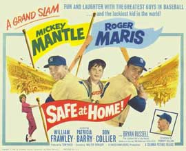 Safe At Home - 11 x 14 Movie Poster - Style C