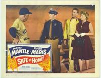 Safe At Home - 11 x 14 Movie Poster - Style E