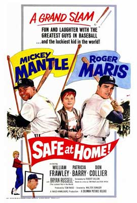 Safe At Home - 27 x 40 Movie Poster - Style A