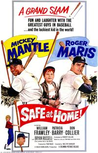 Safe At Home - 43 x 62 Movie Poster - Bus Shelter Style A