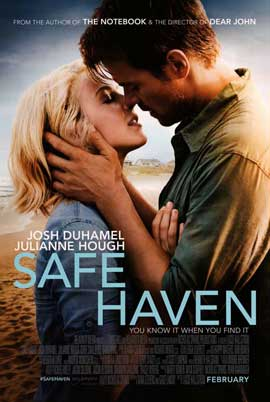 Safe Haven - 11 x 17 Movie Poster - Style A
