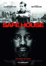 Safe House - 11 x 17 Movie Poster - Style A