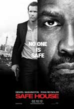 Safe House - 11 x 17 Movie Poster - Style C