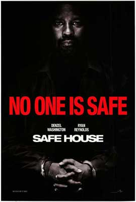 Safe House - 27 x 40 Movie Poster - Style C