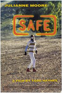 Safe - 43 x 62 Movie Poster - Bus Shelter Style A