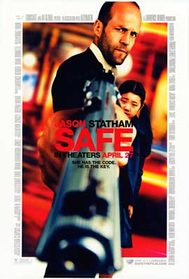 Safe - DS 1 Sheet Movie Poster - Style A