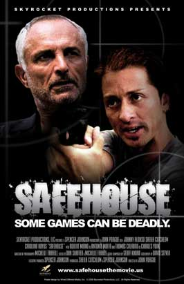 Safehouse - 11 x 17 Movie Poster - Style A