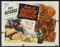 Saga of Death Valley - 27 x 40 Movie Poster - Style B