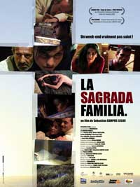 Sagrada Familia - 27 x 40 Movie Poster - French Style A