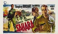 Sahara - 27 x 40 Movie Poster - Belgian Style B