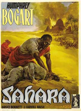 Sahara - 27 x 40 Movie Poster - Italian Style B