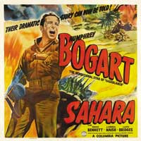 Sahara - 40 x 40 - Movie Poster - Style A