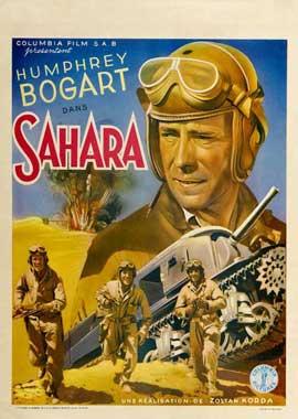 Sahara - 11 x 17 Movie Poster - Belgian Style A