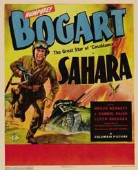 Sahara - 40 x 40 - Movie Poster - Style B