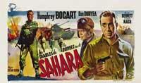 Sahara - 11 x 17 Movie Poster - Belgian Style B