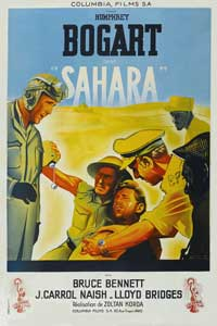 Sahara - 11 x 17 Movie Poster - French Style A