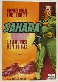 Sahara - 27 x 40 Movie Poster - Italian Style C