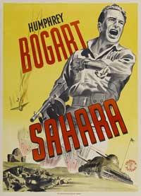 Sahara - 27 x 40 Movie Poster - Swedish Style A
