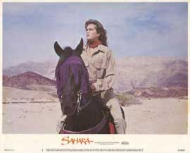 Sahara - 11 x 14 Movie Poster - Style A