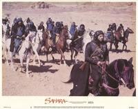 Sahara - 11 x 14 Movie Poster - Style C
