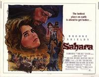 Sahara - 22 x 28 Movie Poster - Half Sheet Style A