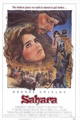 Sahara - 27 x 40 Movie Poster - Style B