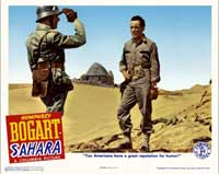 Sahara - 11 x 14 Movie Poster - Style D