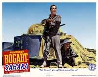 Sahara - 11 x 14 Movie Poster - Style F