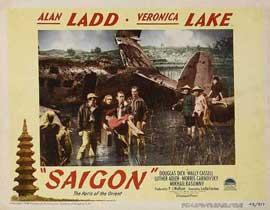 Saigon - 11 x 14 Movie Poster - Style B