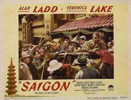 Saigon - 11 x 14 Movie Poster - Style D