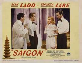 Saigon - 11 x 14 Movie Poster - Style F