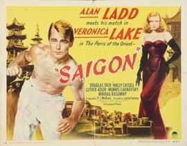 Saigon - 11 x 14 Movie Poster - Style J