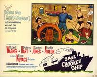 Sail a Crooked Ship - 22 x 28 Movie Poster - Half Sheet Style B