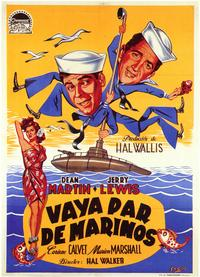 Sailor Beware - 27 x 40 Movie Poster - Spanish Style A