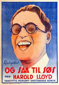 Sailor-Made Man - 11 x 17 Movie Poster - Swedish Style A