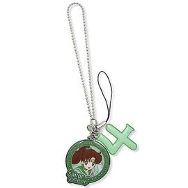 Sailor Moon (TV) - Sailor Jupiter and Symbol Cell Phone Charm