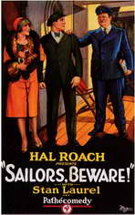 Sailors, Beware! - 11 x 17 Movie Poster - Style A
