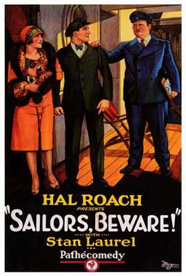 Sailors, Beware! - 27 x 40 Movie Poster - Style A