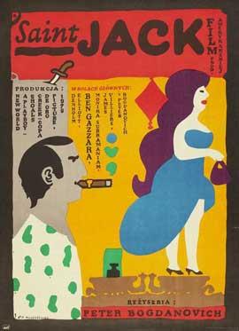 Saint Jack - 11 x 17 Movie Poster - Polish Style A