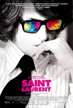 """Saint Laurent"" Movie Poster"