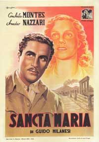 Saint Maria - 43 x 62 Movie Poster - Italian Style A