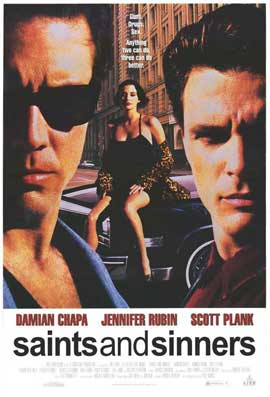 Saints and Sinners - 27 x 40 Movie Poster - Style A