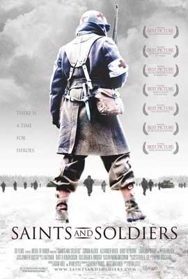 Saints and Soldiers - 11 x 17 Movie Poster - Style A