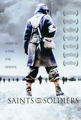 Saints and Soldiers - 27 x 40 Movie Poster - Style A