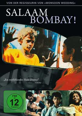 Salaam Bombay! - 11 x 17 Movie Poster - German Style A