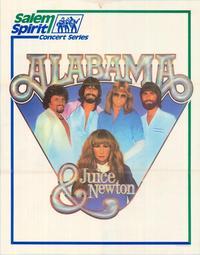 Salem Spirit Concert Series - 11 x 17 Music Poster - Style A