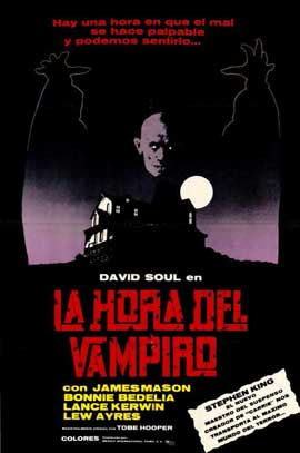 Salem's Lot - 11 x 17 Movie Poster - Spanish Style A